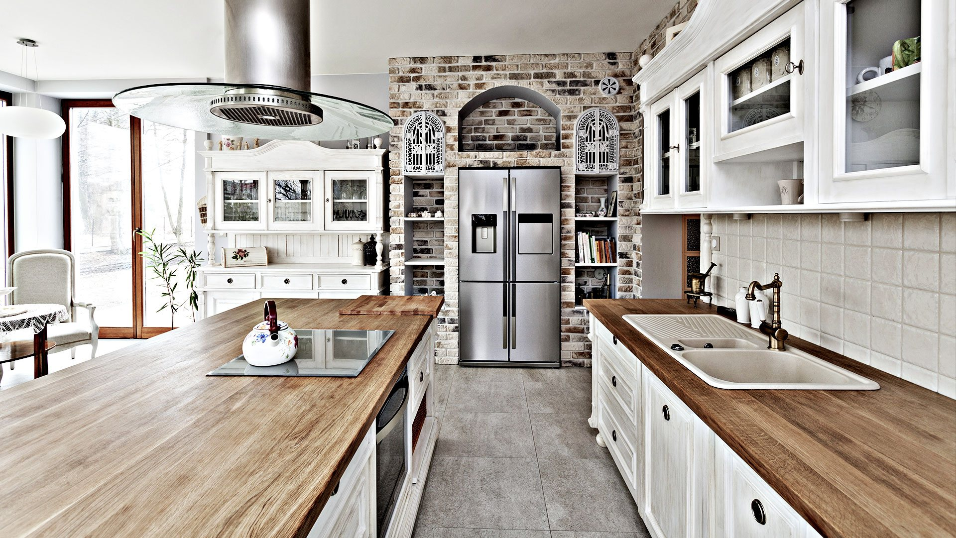 Artisan Interiors Remodeled Kitchen 1