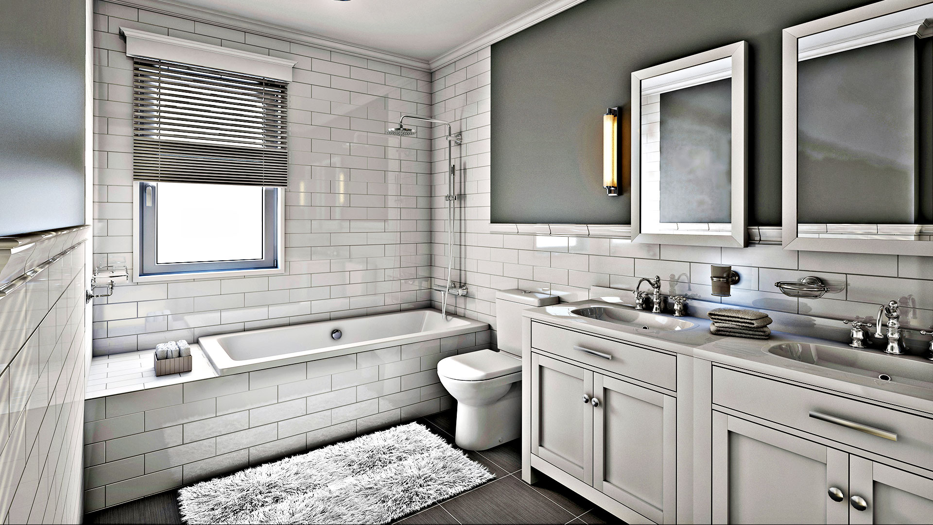Artisan Interiors Remodeled Bathroom