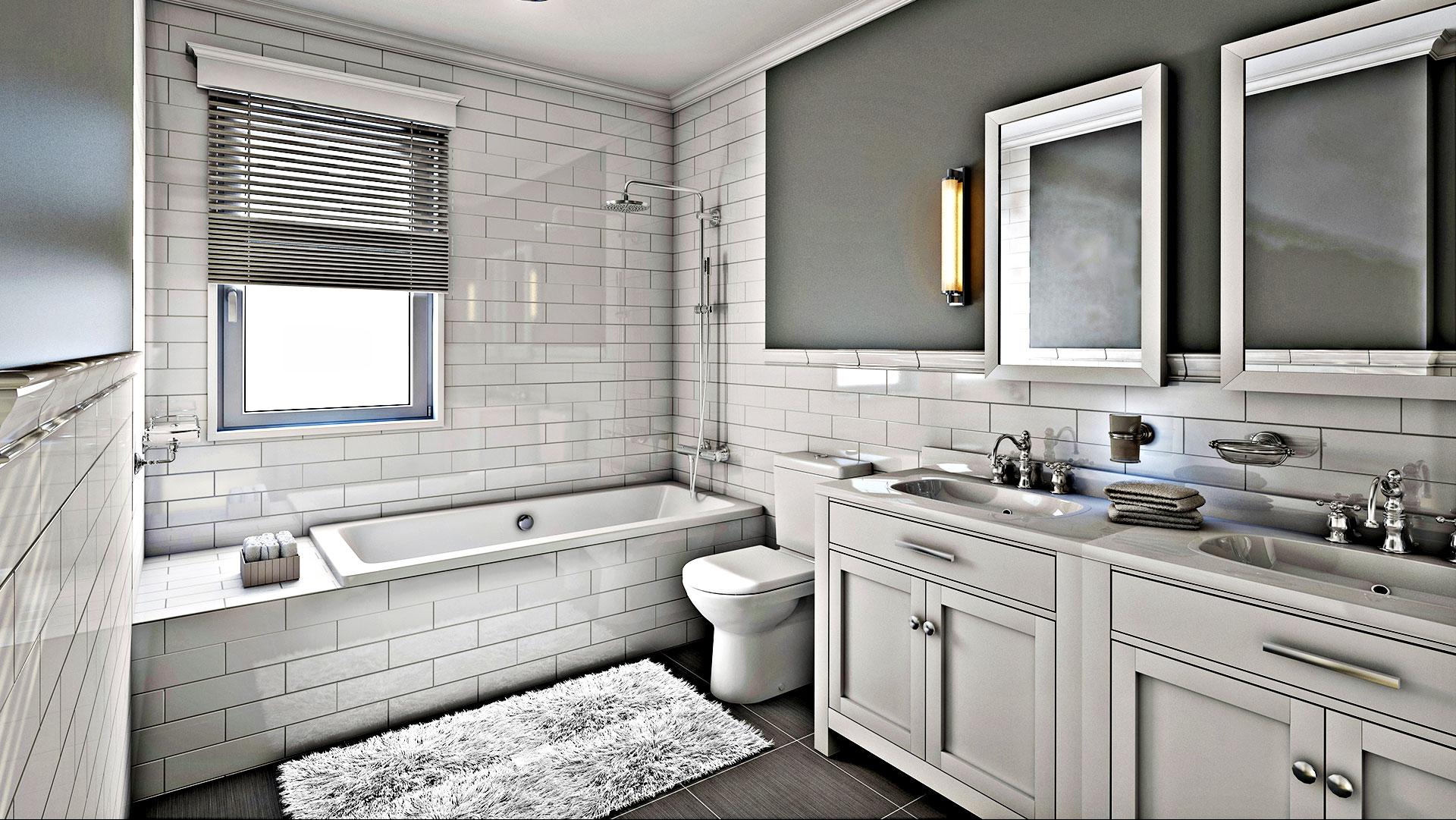 Artisan Interiors Remodeled Bathroom